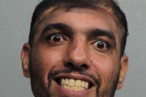 Fue detenido acusado de intento de asesinato. Foto:Miami-Dade Department of Corrections. Imagen Por: