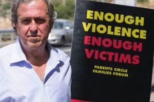 """""""Basta de violencia, basta de víctimas"""" es el mensaje de """"Circulo de Parientes – Foro de Familias"""" o The Parents Circle – Families Forum (PCFF) Foto:Gentileza. Imagen Por:"""