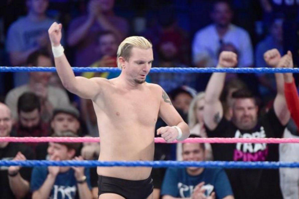 Las mejores imágenes de James Ellsworth en WWE. Imagen Por: