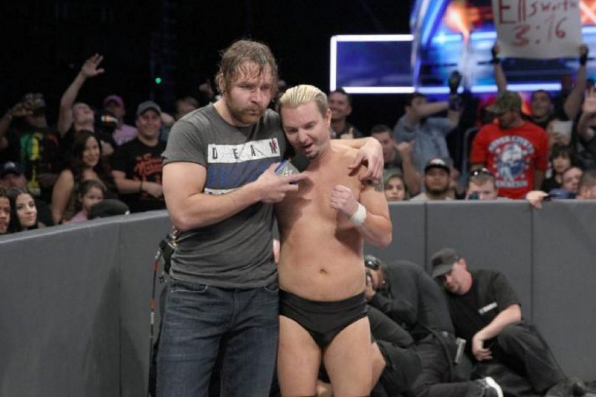 Las mejores imágenes de James Ellsworth en WWE Foto:WWE. Imagen Por: