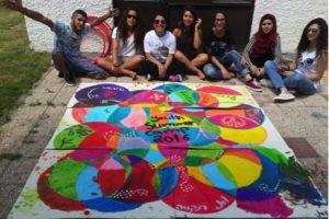 Esta organización también realiza campamentos entre jóvenes de ambos pueblos, para encontrar la paz. Foto:Gentileza. Imagen Por: