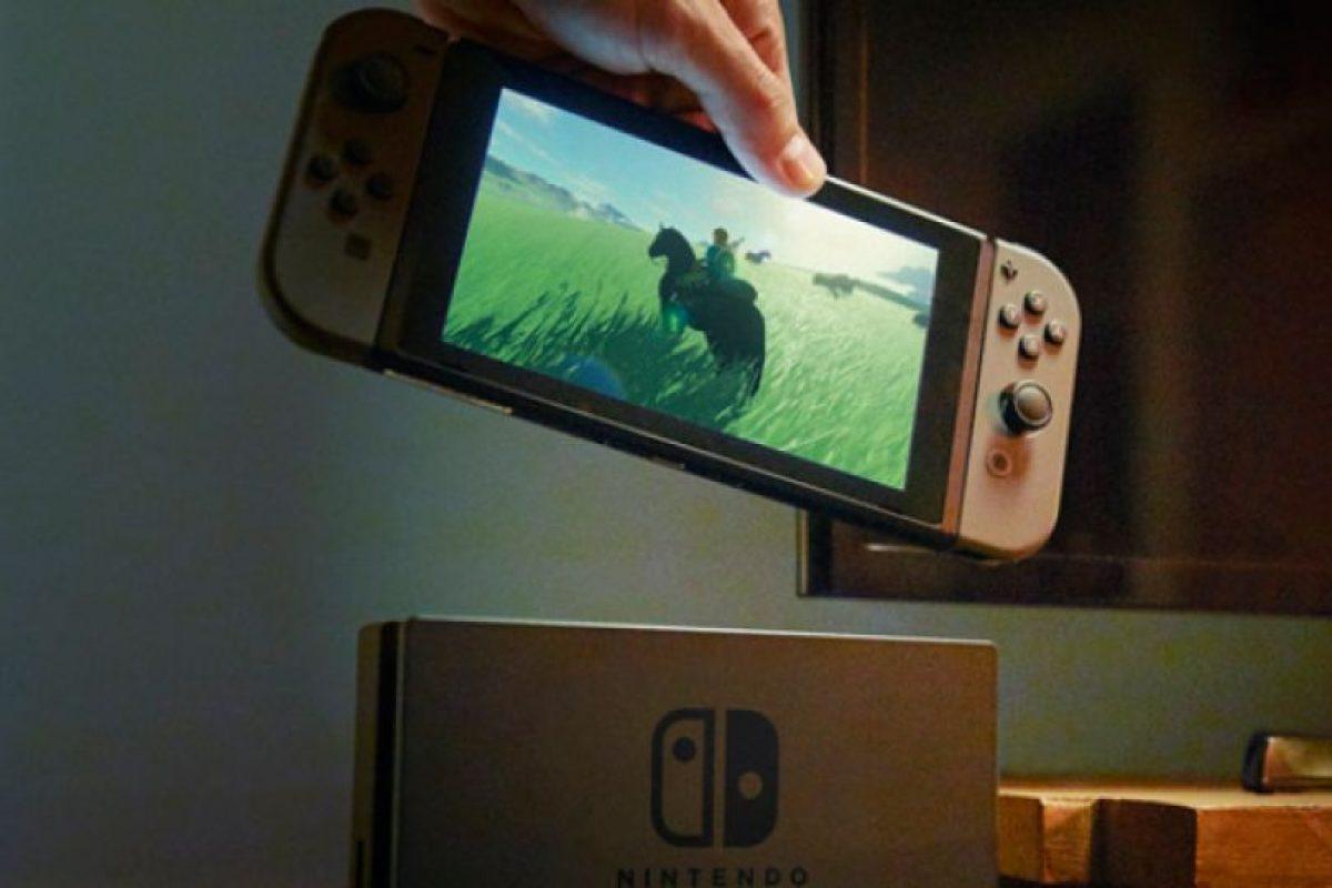 La nueva Nintendo Switch saldrá a la venta en marzo de 2017 Foto:Gentileza. Imagen Por: