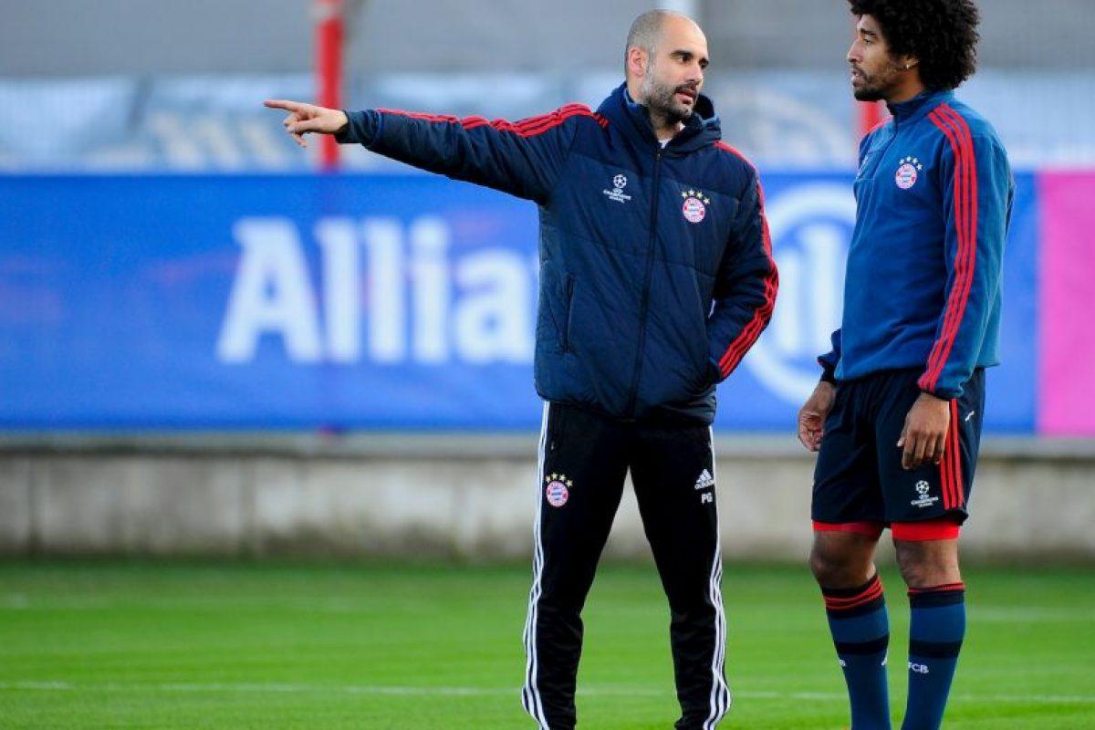 Dante (defensa): No cumplió las expectativas de Guardiola y nunca se ganó un puesto. Partió a Wolfsburgo y ahora milita en el Niza de Mario Balotelli. Foto:Getty Images. Imagen Por: