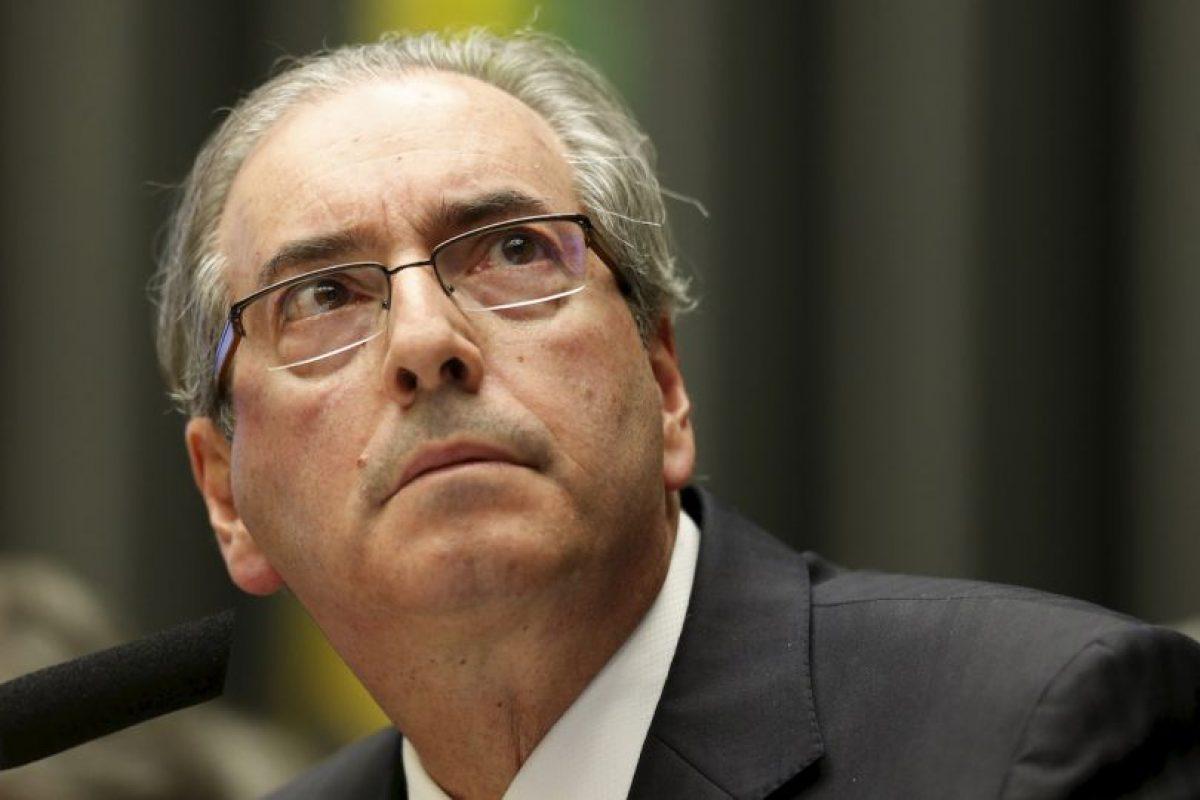 Eduardo Cunha Foto:Getty Images. Imagen Por: