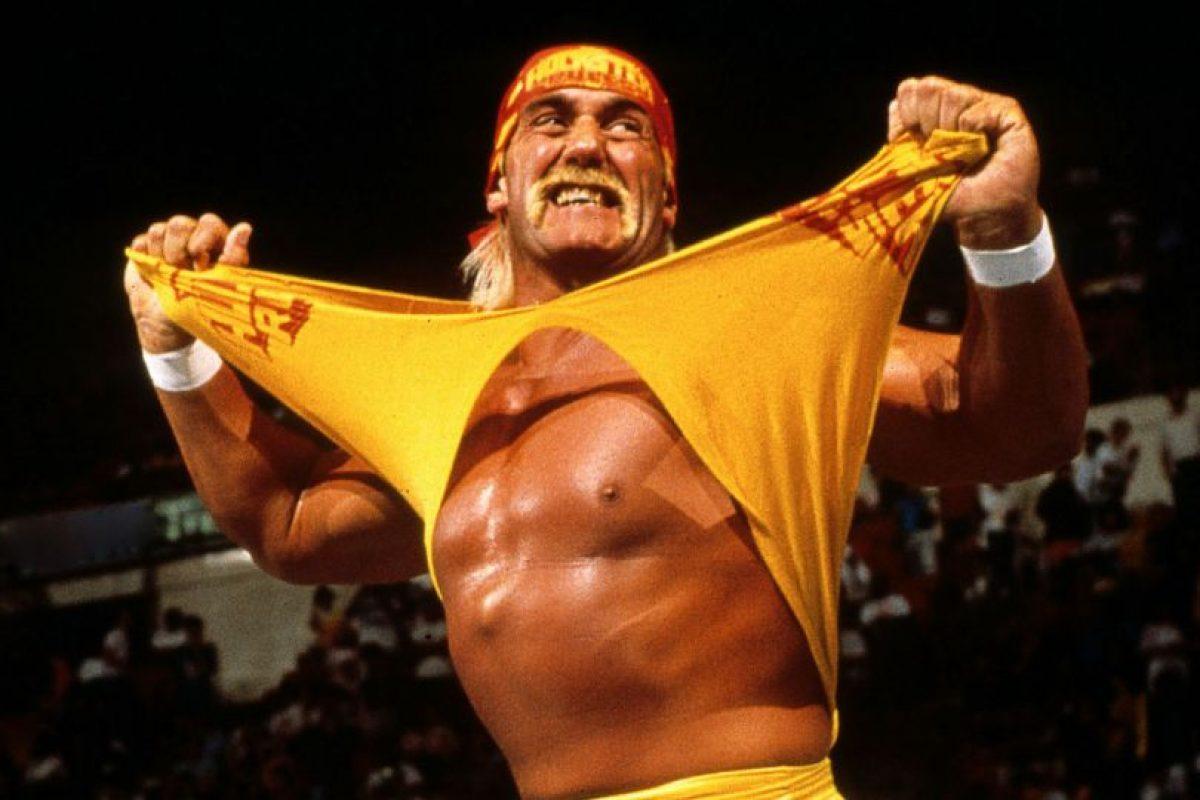 Hulk Hogan. Fue campeón durante dos mil 185 días. Imagen Por: