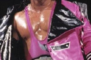 Bret Hart. Fue campeón duran 654 días. Imagen Por: