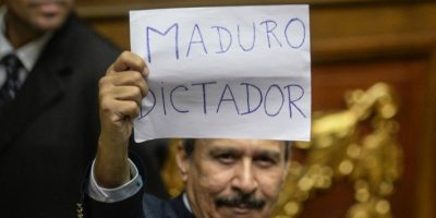 Parlamento llama a rebelión popular y denuncia
