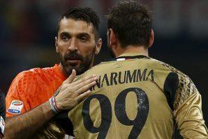 Casos en Europa: Gianluigi Buffon (38 años-Juventus) Foto:AFP. Imagen Por: