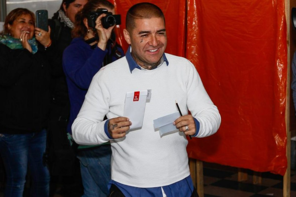 Leo Méndez, candidato a alcalde por Valparaíso Foto:Agencia Uno. Imagen Por: