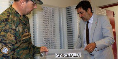 Elecciones Municipales: 70,29% de las mesas se constituyeron durante este sábado