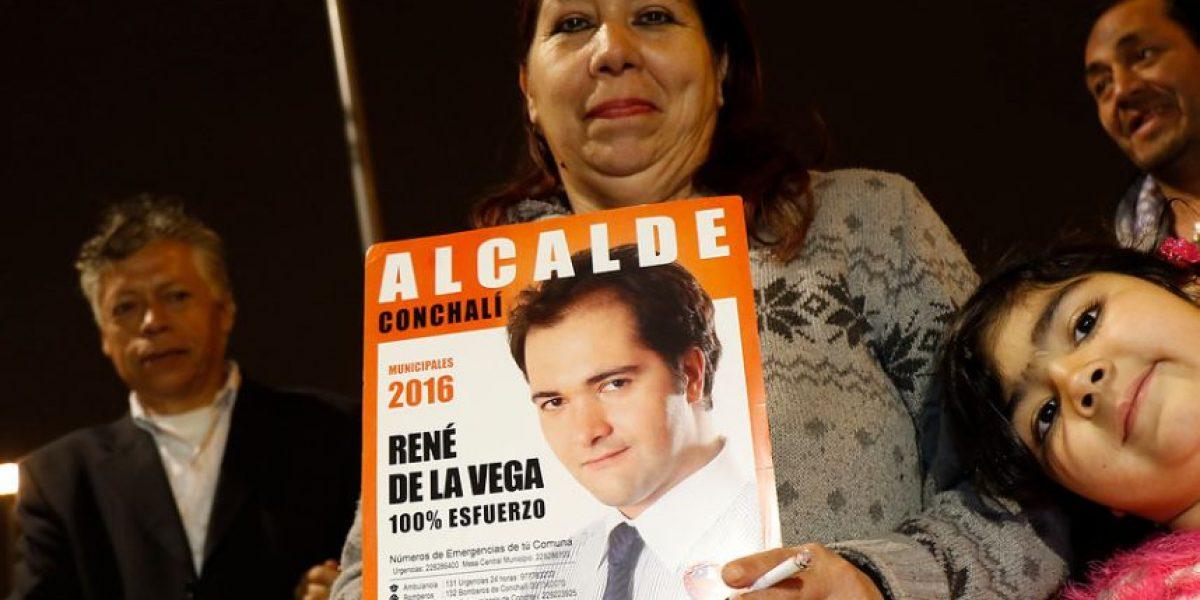 Elecciones municipales: René de la Vega da la sorpresa y es el nuevo alcalde de Conchalí