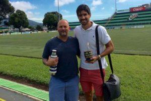 Sebastián Abreu (40 años-Santa Tecla). Imagen Por: