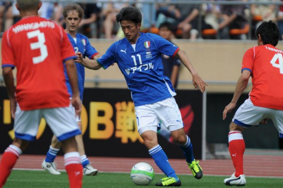 Mención especial: Kazuyoshi Miura (49 años-Yokohama FC). Imagen Por: