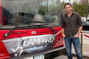 Frank Lampard (38 años-New York City). Imagen Por: