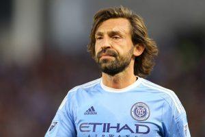 Andrea Pirlo. El veterano italiano llegó a costar 36 millones en 2008. Ahora juega en la MLS y vale un millón Foto:Getty Images. Imagen Por: