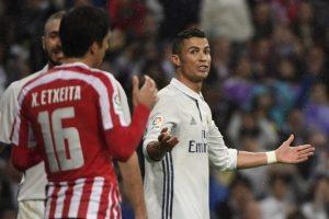 """""""Cristiano Ronaldo apesta"""": Critican al luso por su """"egoísmo"""" Foto:AFP. Imagen Por:"""
