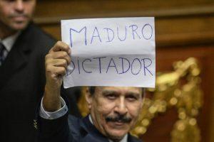 Venezuela vive uno de sus momentos más críticos Foto:AFP. Imagen Por:
