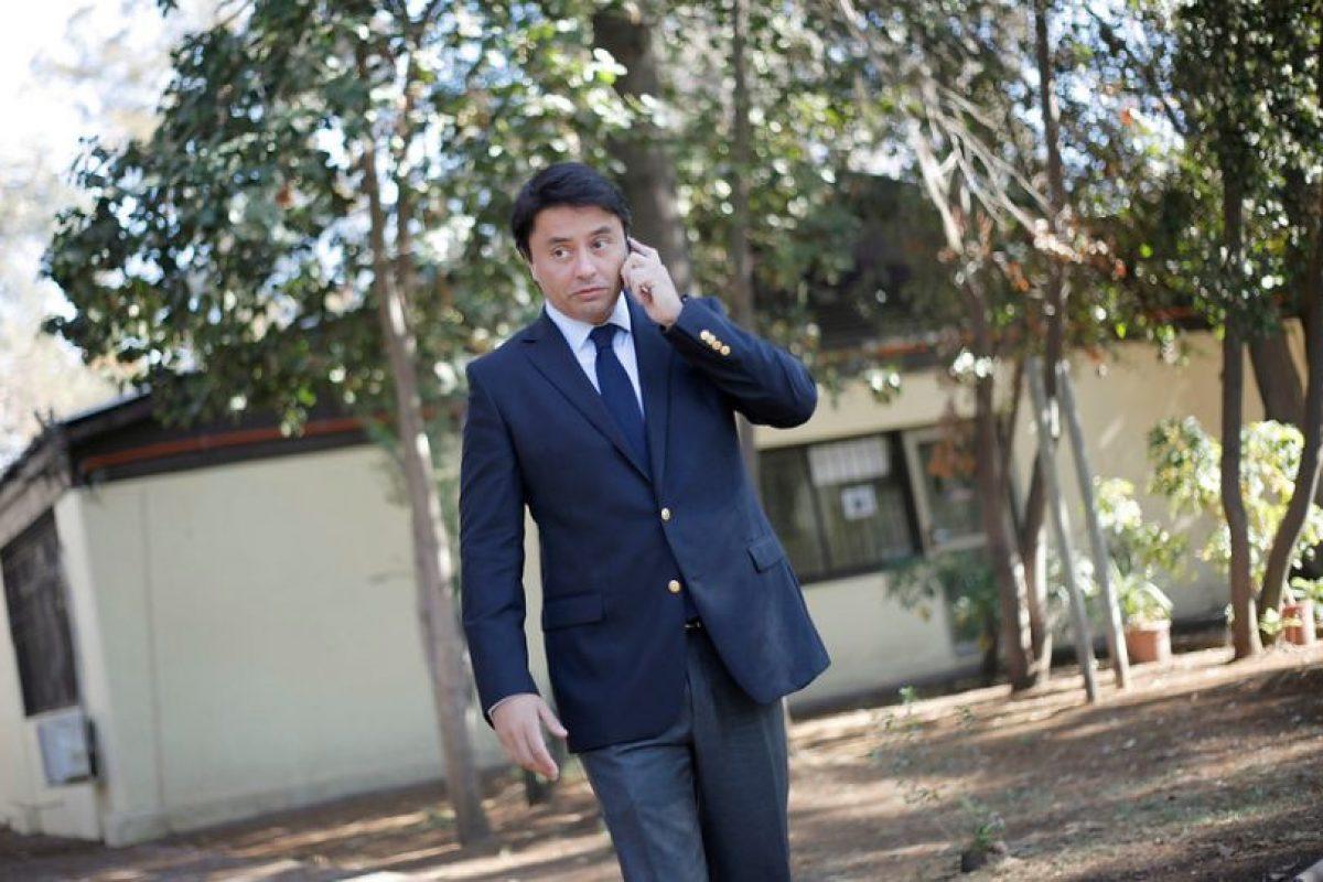 Rodolfo Carter Foto:Agencia UNO. Imagen Por: