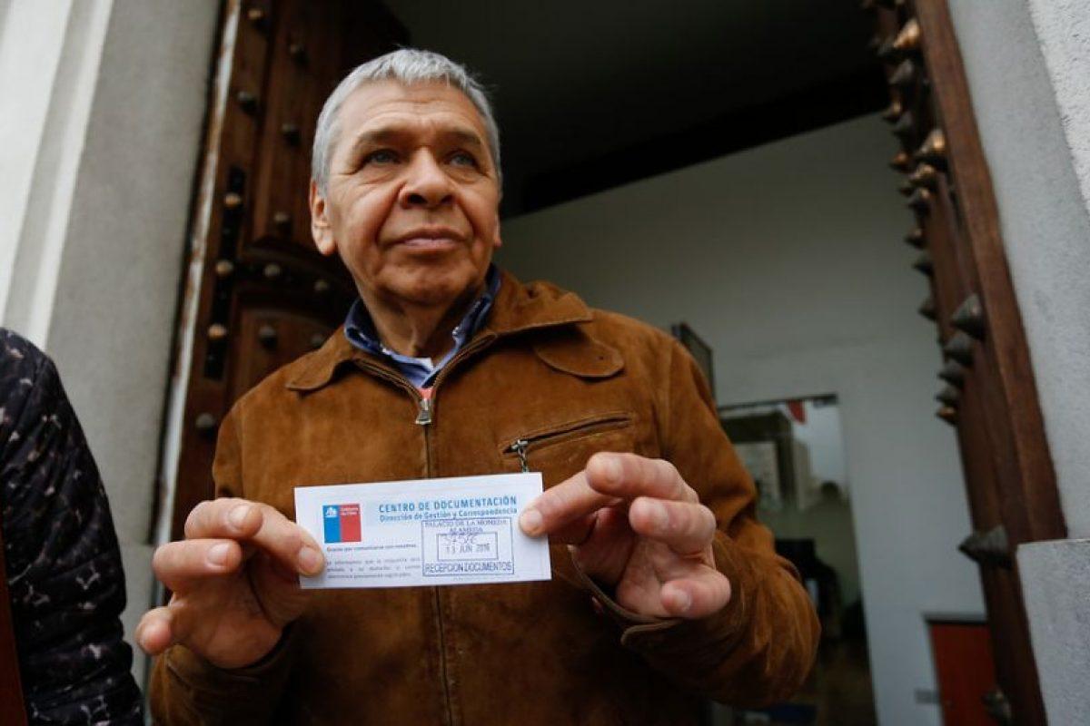 Luis Plaza, uno de los nombres que perdió el domingo Foto:Agencia UNO. Imagen Por: