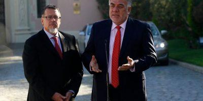 Presidentes de ambas cámaras piden a Nueva Mayoría que defina su continuidad tras derrota en municipales