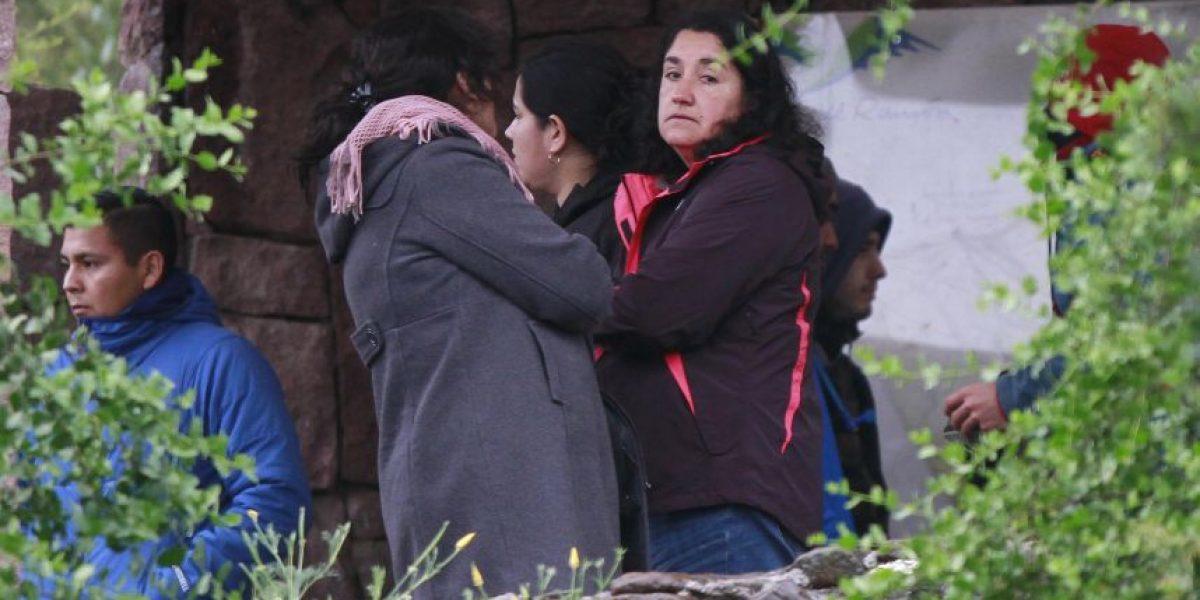 """Familias de jóvenes perdidos en cerro Provincia: """"Rogamos que por favor extiendan las labores de búsqueda"""""""