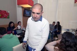 Leo Méndez no pudo en Valparaíso. Foto:Agencia Uno. Imagen Por: