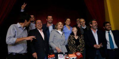 Goic y mesa DC con alcaldes electos: