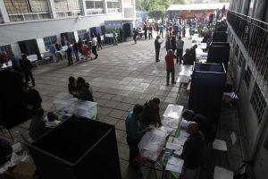 La baja participación fue la tónica de la elección municipal.Sin embargo, hubo aspectos llamativos que marcaron el proceso. Foto:Aton. Imagen Por: