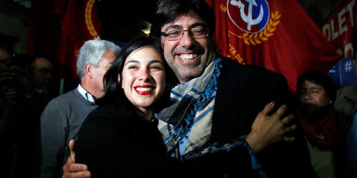 Jadue tras victoria en Recoleta: