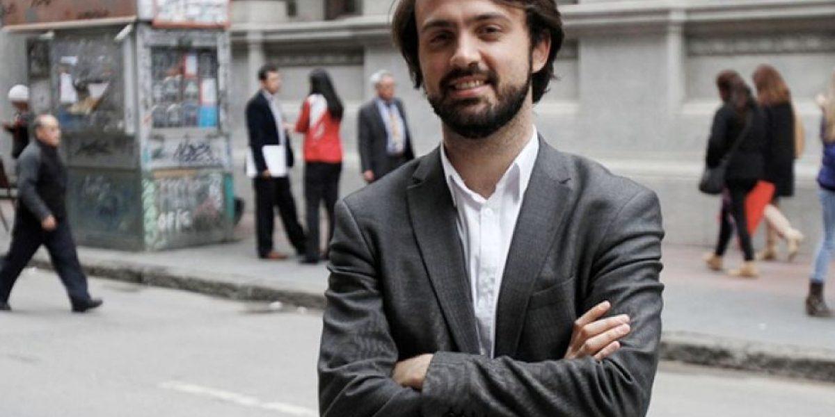 Jorge Sharp: de dirigente estudiantil a alcalde de Valparaíso