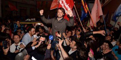 La gran sorpresa de las elecciones: Jorge Sharp arrasó en Valparaíso