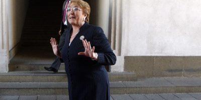 Bachelet tras derrota en municipales: