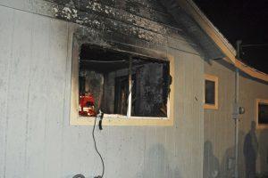 El niño murió cuando su casa se incendió Foto:AP. Imagen Por:
