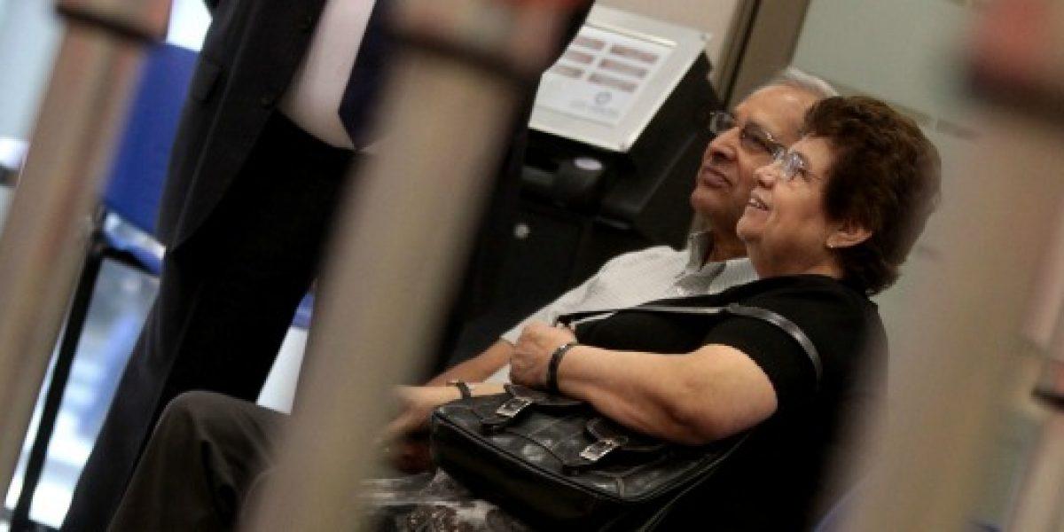 Sistema de pensiones de Chile baja en ranking global