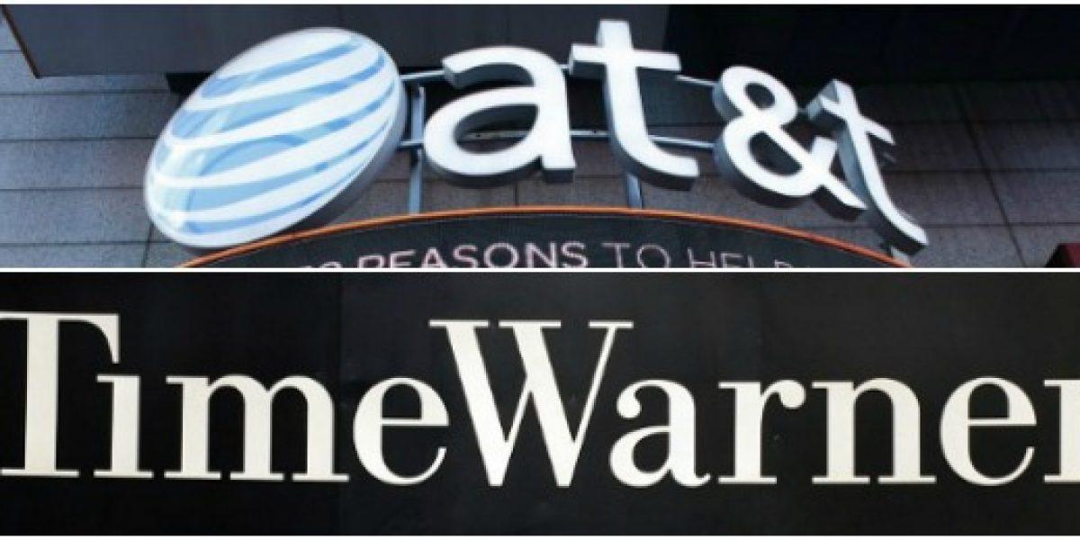 AT&T y Time Warner defienden su fusión ante las críticas