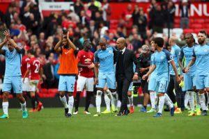 Manchester City y Manchester United se medirán por la Capital One Cup Foto:Getty Images. Imagen Por: