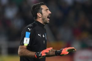 Gianluigi Buffon Foto: Getty Images. Imagen Por: