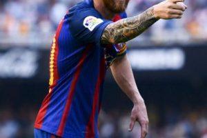 Favoritos a ganar el Balón de Oro: Lionel Messi Foto:Getty Images. Imagen Por: