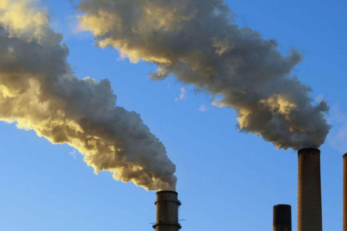 La Organización Mundial de la Meteorología (OMM), advirtió que durante el año recién pasado, la concentración atmosférica de CO2 -principal gas de efecto invernadero de larga duración- alcanzó 400 partes por millón (ppm). Las emisiones de dióxido de carbono son dominadas por EEUU, China y Europa. Foto:Getty. Imagen Por: