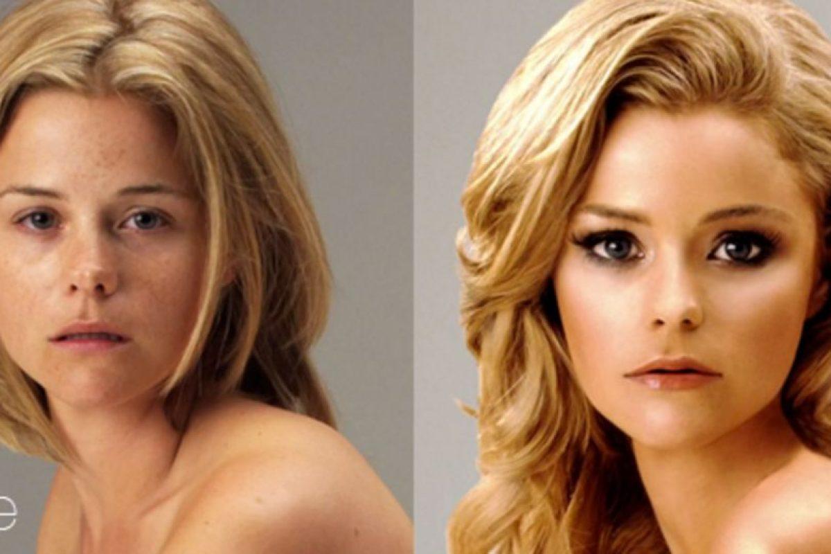 Las celebridades no quieren tanto retoque en sus caras y cuerpos Foto:Tumblr. Imagen Por: