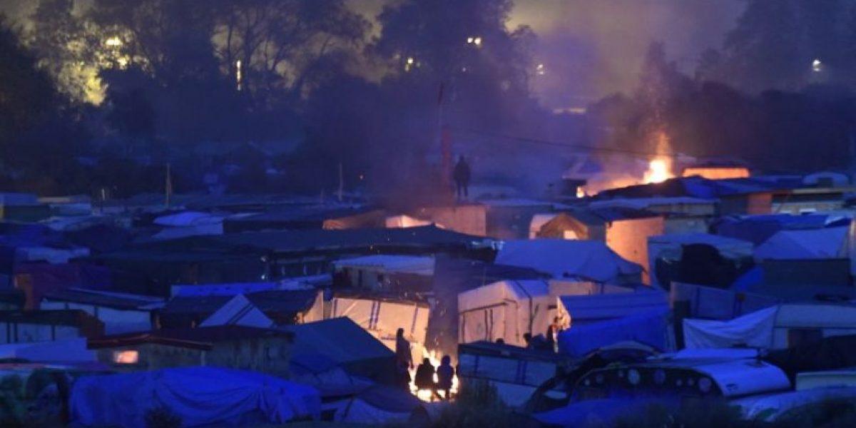 Francia se dispone a demoler el campamento de migrantes de Calais