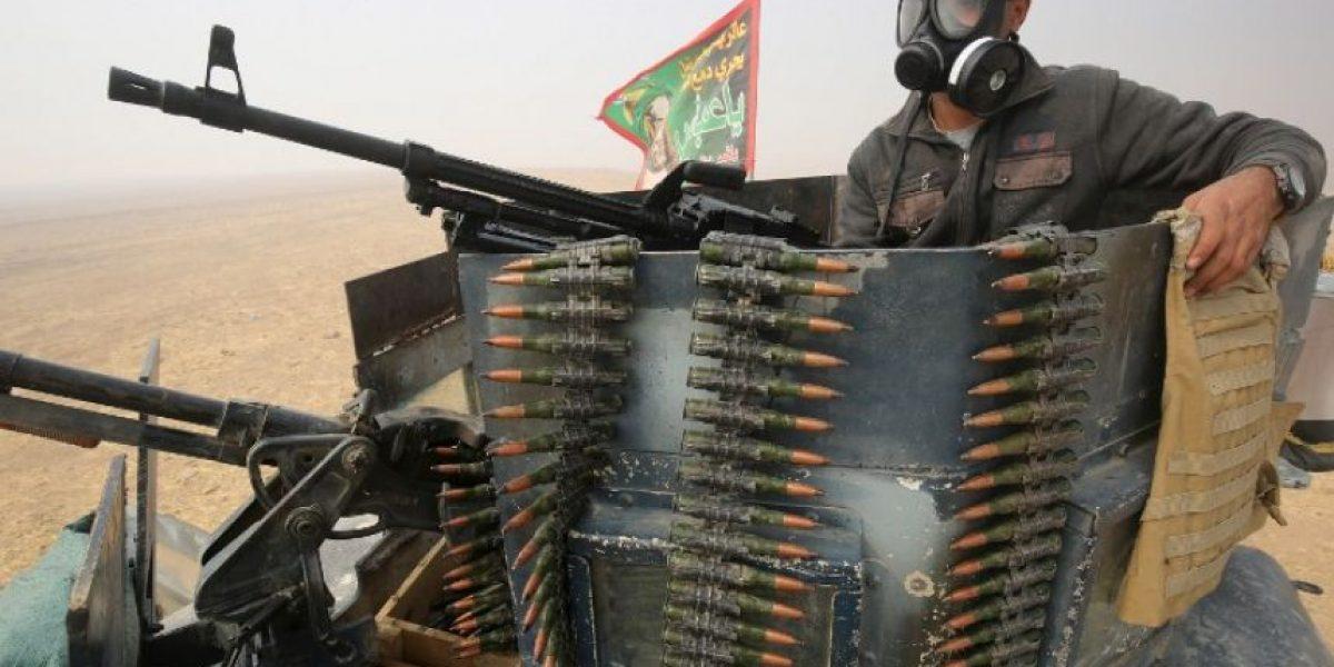 Ofensiva en Mosul gana terreno y coalición examina cómo seguir