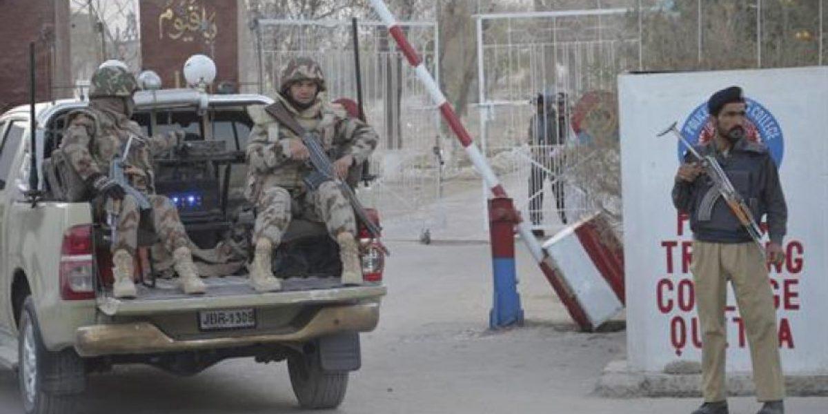 Ataque contra academia policial en Pakistán deja al menos 60 muertos