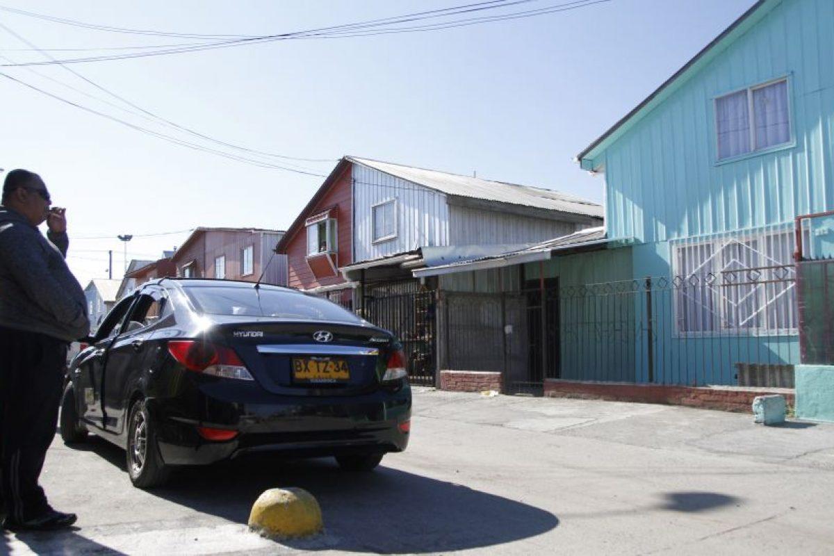 La menor se encuentra internada en el hospital de Concepción desde donde será llevada a un recinto para realizar una evaluación psiquiátrica. Foto:Aton. Imagen Por: