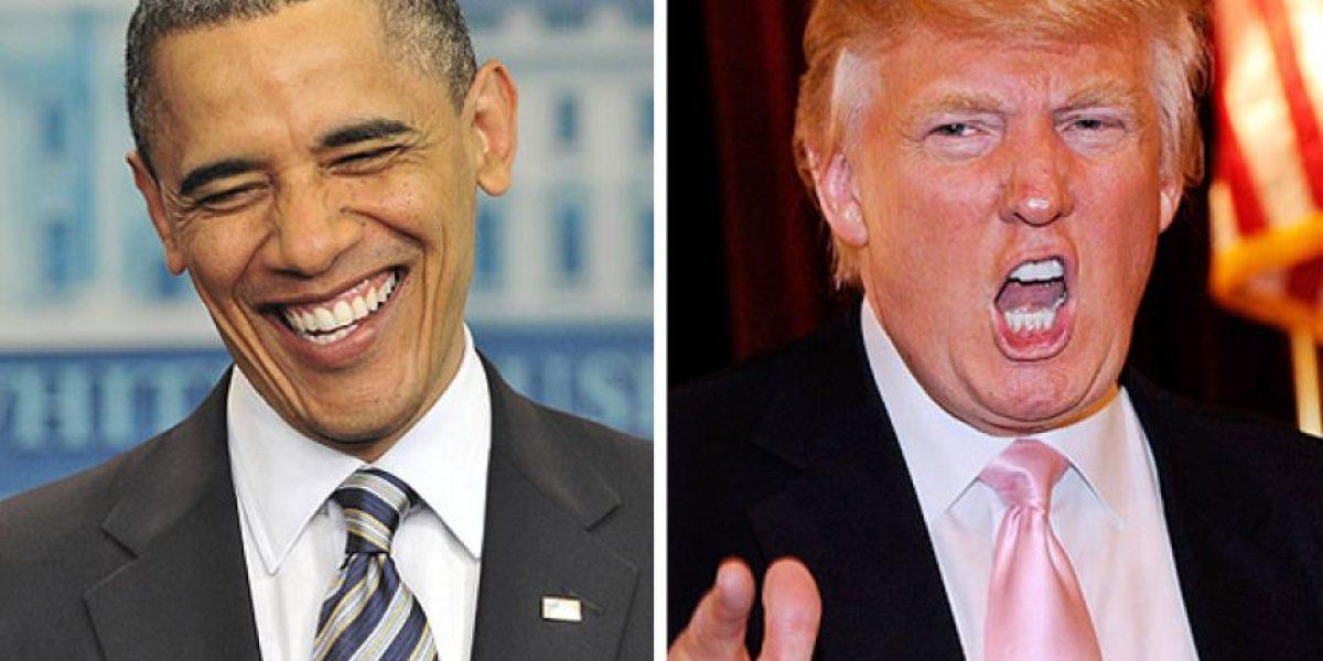 La noche en que Donald Trump habría decidido suplir a Barack Obama en la Casa Blanca