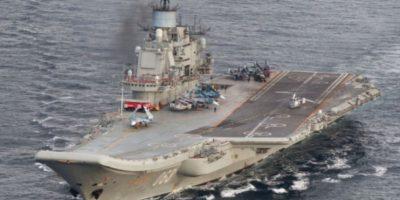 España pedirá explicación a Rusia sobre flota de buques en el Mediterráneo