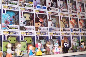 """Los """"Pop's"""" son figuras coleccionables que representan a personajes amados por los geeks de: series, películas, animes, videojuegos, etc. La colección total ya alcanza más de 1.000 figuras y la cifra sigue creciendo. Foto:Gentileza. Imagen Por:"""