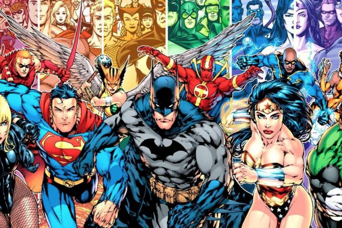 La gran pelea entre geeks es si se sigue a Marvel o si se sigue a DC. Aunque secretamente pueden amar a personajes de ambas líneas. Foto:DC Comics. Imagen Por:
