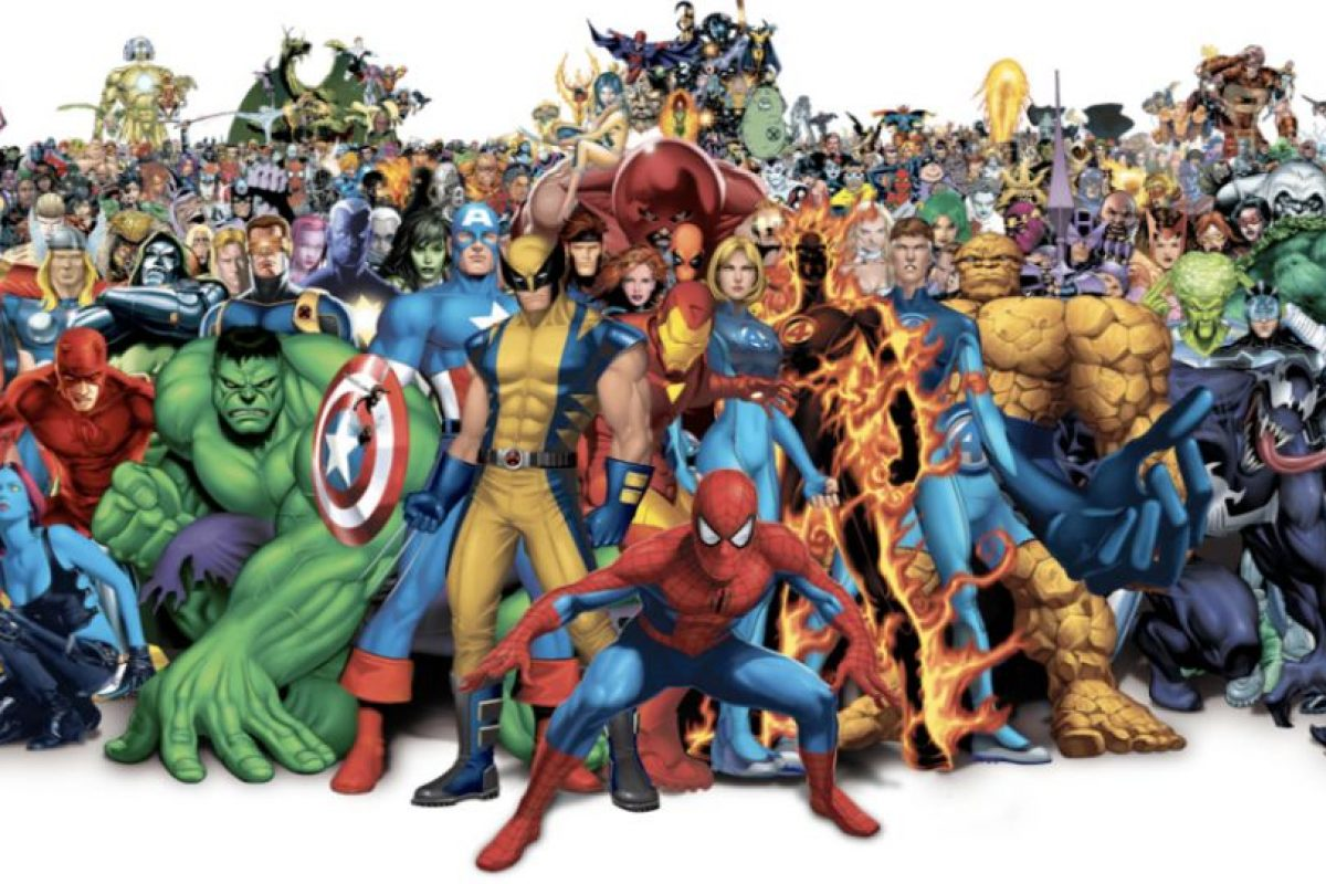 """El cine geek, basado en películas de cómics ha generado grandes éxitos en los últimos años. Algunas de las películas más recordadas son """"The Avengers"""", """"Batman vs Superman"""" y """"IronMan"""" Foto:Marvel. Imagen Por:"""