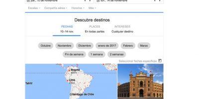 Google ahora te ayuda a comprar los pasajes aéreos más baratos